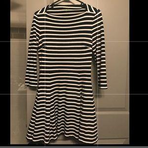 Kate Spade Broome Street stripe dress